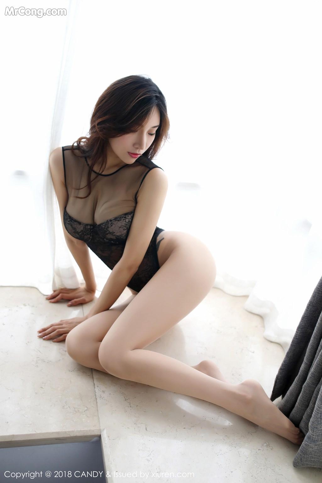 Image CANDY-Vol.065-Xiao-Hu-Li-Kathryn-MrCong.com-008 in post CANDY Vol.065: Người mẫu Xiao Hu Li (小狐狸Kathryn) (47 ảnh)