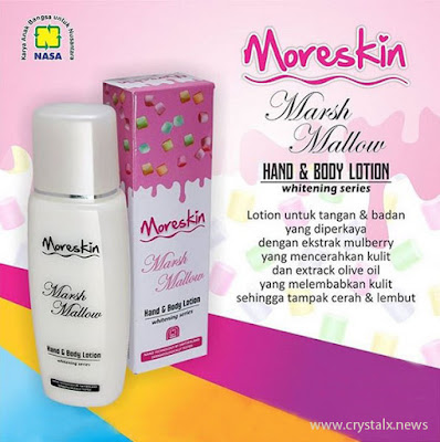Moreskin Hand and Body Lotion