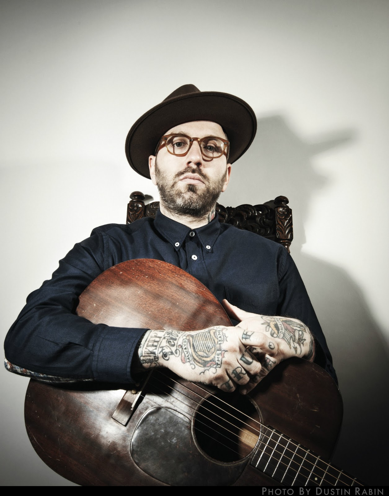 Dallas Green aka City and Colour New Album