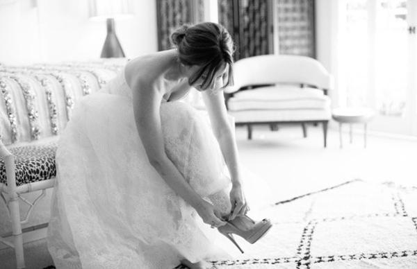 preparando la boda