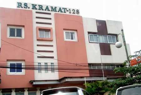 Alamat & Nomor Telepon RS Kramat 128 Jakarta