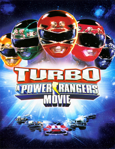 Ver Turbo Power Rangers (1997) Online
