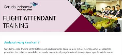 Kesempatan Berkarir di Garuda Indonesia Bagi Lulusan SMA/SMK/Sederajat dan D3 Ke Atas