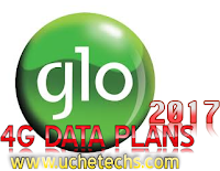 New Glo Data Plans For July 2017