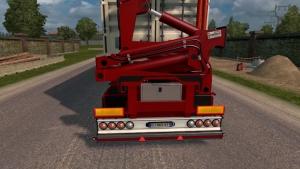Hammar Boxloader trailer mod 6.0