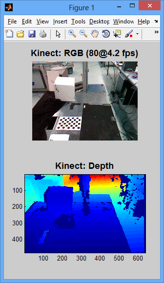 How I fixed it: Receive and display Kinect RGB and depth