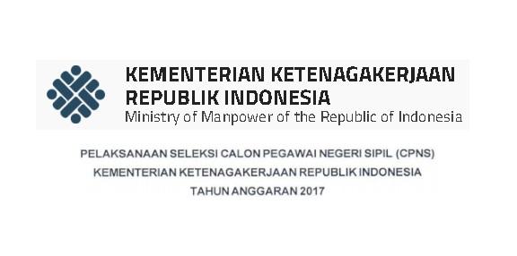 Lowongan CPNS Kementerian Ketenagakerjaan