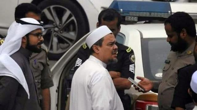 BIN Bantah Kontrak Rumah dekat Kediaman Rizieq dan Ambil CCTV