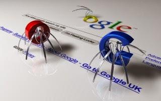 cara cepat index artikel di google