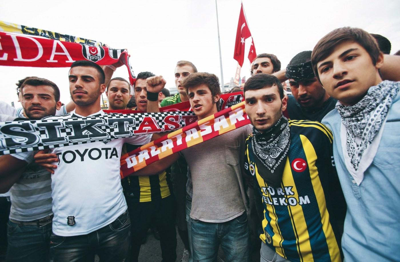Tifosi Istanbul Gezi Park | Numerosette Magazine