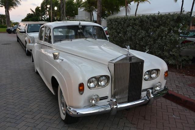 Miami Beach cars classic Rolls