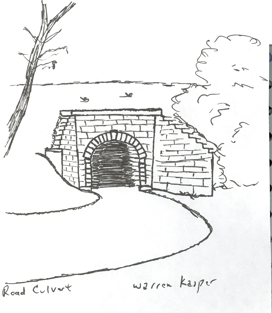 Warrens World C Amp O Canal Drawings