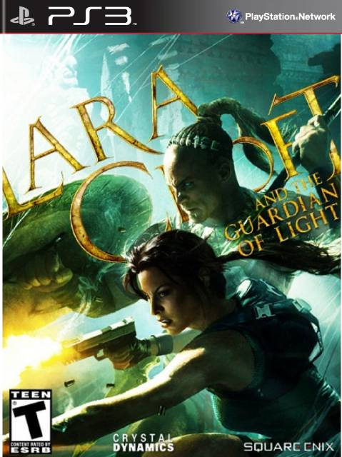 Lara Croft and the Guardian of Light Ps3 Iso
