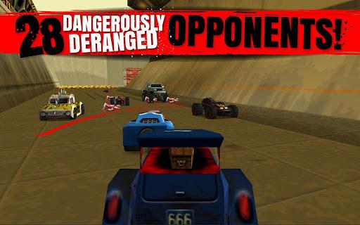 Game: CARMAGEDDON Full Version Unlimited Money and Full Unlock APK + DATA Direct Link