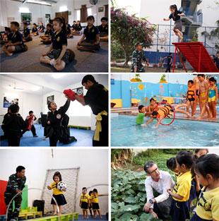 Hình ảnh phương pháp giáo dục Pathway mới nhất tại Việt Nam