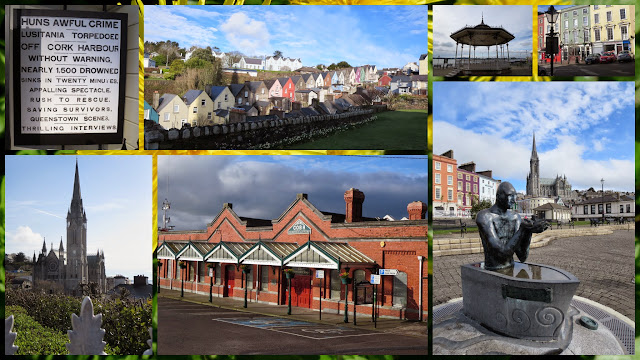 What to do in Cork Ireland: Take a day trip to Cobh