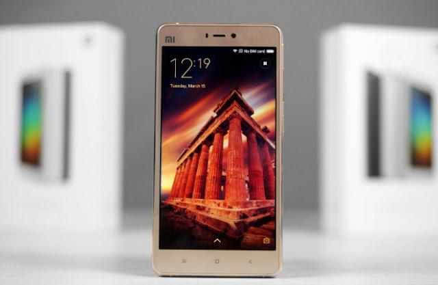 Harga Xiaomi Mi 4S Terbaru