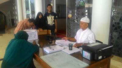 1200 Jamaah Masjid Darussalam Kota Wisata Kumpulkan KTP untuk Surat Kuasa Tuntut Ahok