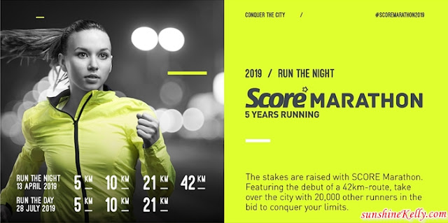 SCORE Marathon 2019, SCORE Ambassador Launch, SCORE Run The Night, SCORE Run The Day, SCORE Malaysia, Running, Fitness