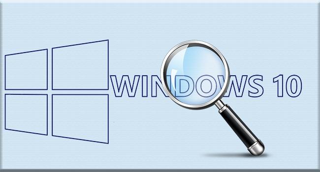 Windows 10 da Dosya İçeriği Arasında Arama Yapma