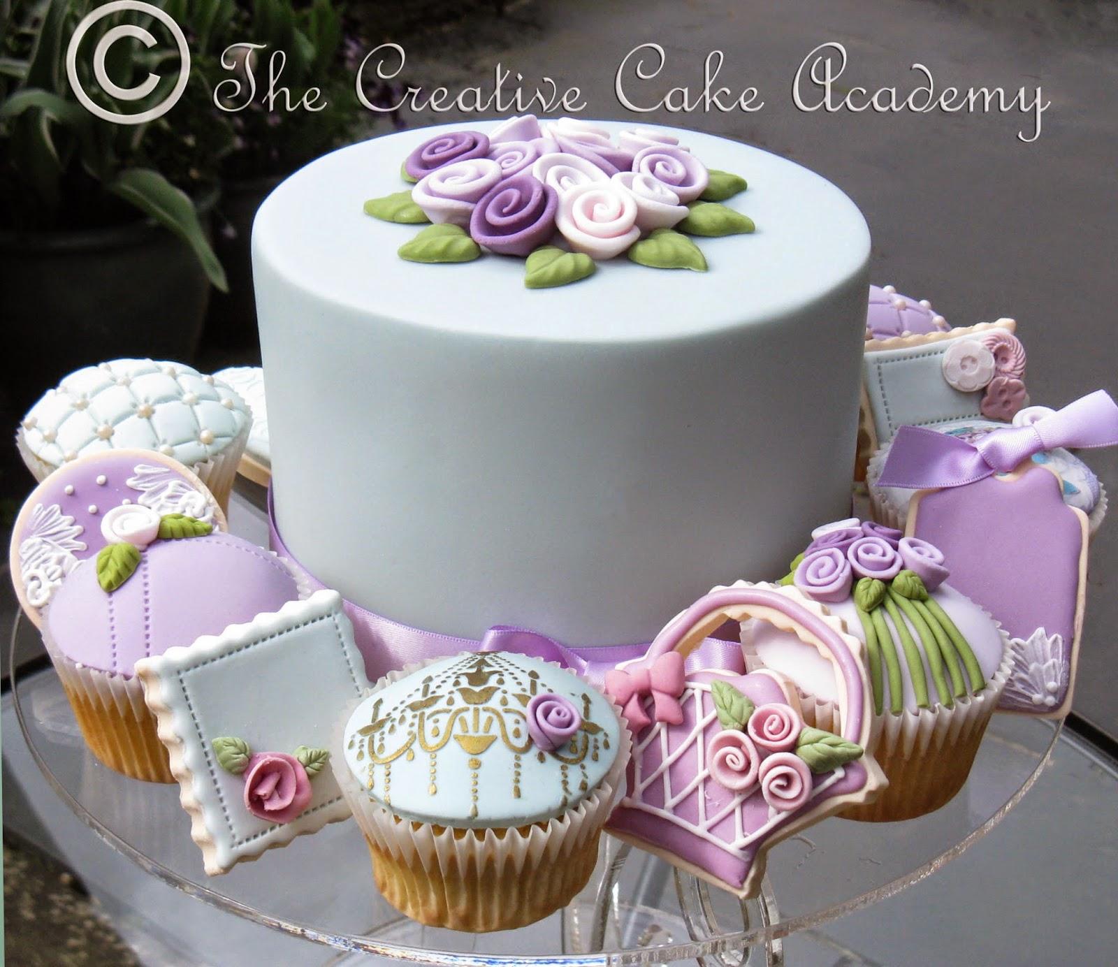 Wedding Cake Classes: The Creative Cake Academy
