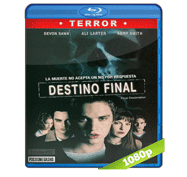 Destino Final (2000) Full HD BRRip 1080p Audio Dual Latino/Ingles 5.1