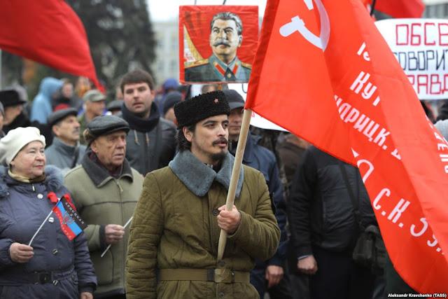 Донецк. митинг