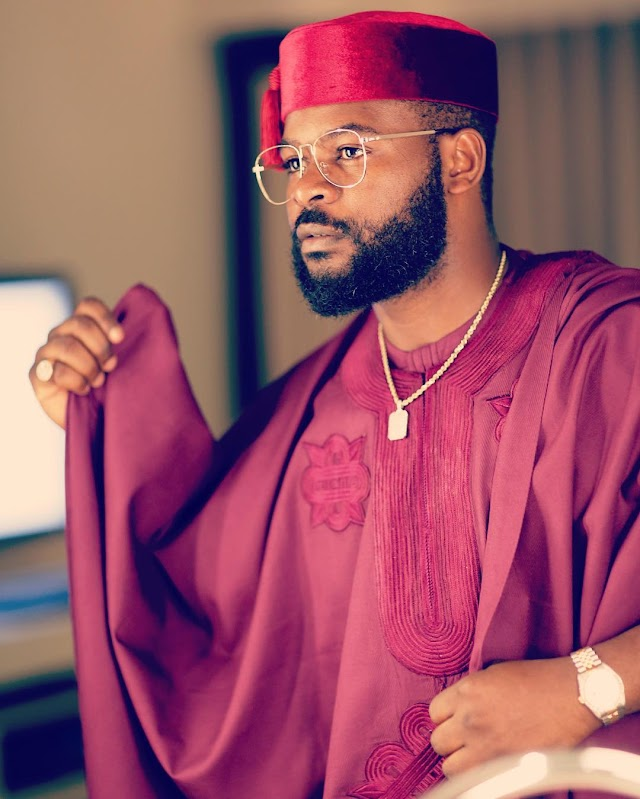 FALZ LOOKING DOPE IN A NEW PHOTO SHOOT