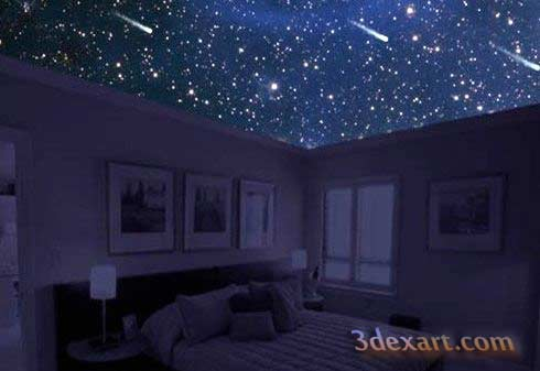 How To Make Fiber Optic Star Ceiling Starry Sky Stretch
