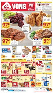 ⭐ Vons Ad 8/5/20 ⭐ Vons Weekly Ad August 5 2020