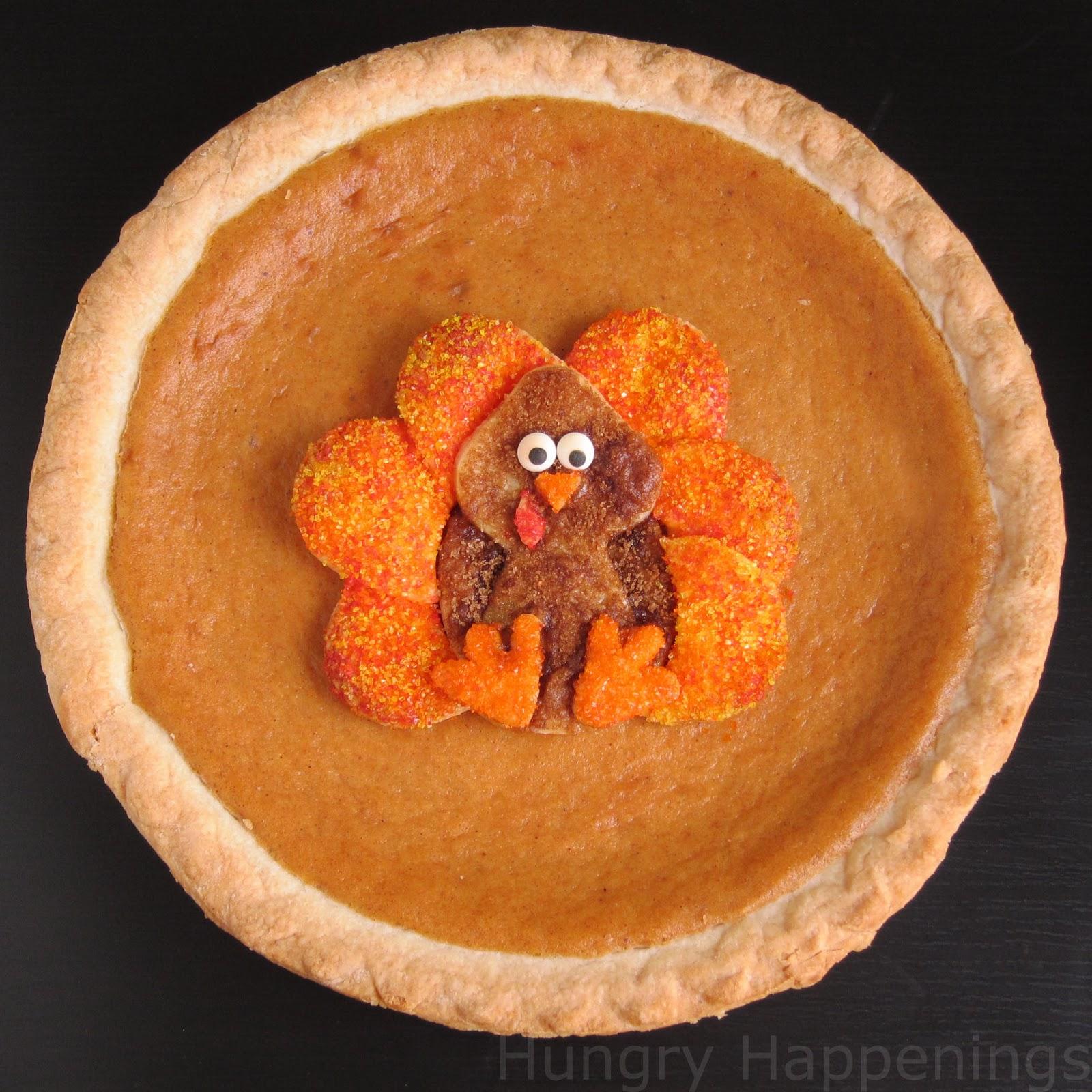Festive Thanksgiving Dessert