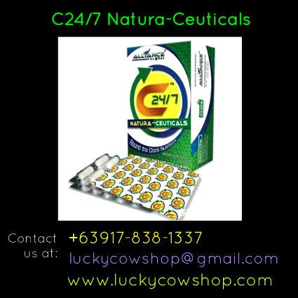 Natures Way C247 NaturaCeuticals