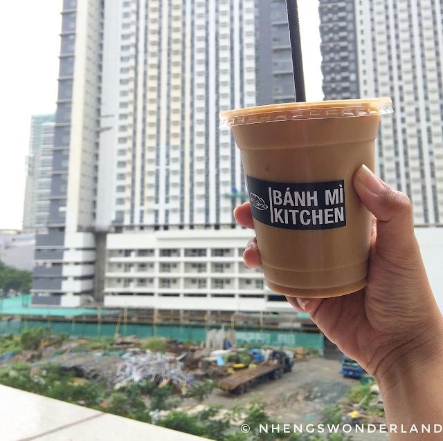 Bánh Mì Kitchen's Viet Iced Coffee