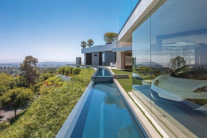 dünyanın en güzel evi havuzu