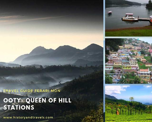 Ooty-Summer Holiday-Honeymoon Destinations