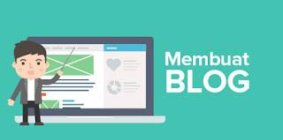 Cara mudah Membuat Blog Gratis Dengan Blogger atau Blogspot (UNTUK PEMULA)