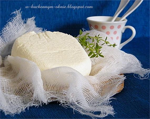 ser, twaróg domowej roboty, nie wymaga mielenia, kremowy,  idealny na pyszny sernik pieczony i sernik na zimno