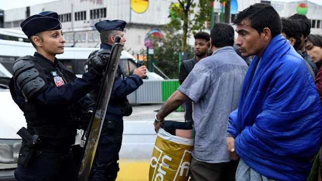 France: parades to fight the asylum-immigration law