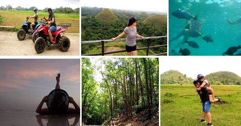 PL Travels: BOHOL Adventure!