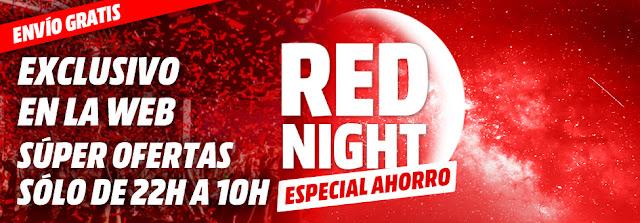 Mejores ofertas de la Red Night Especial Ahorro de Media Markt 30 octubre 2017