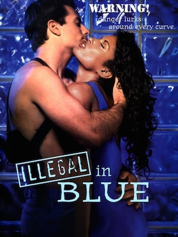 Illegal in Blue 1995 Dual Audio Hindi Movie Download