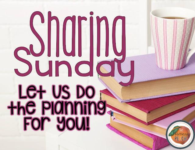 Sharing Sunday - November | True Life I'M A Teacher