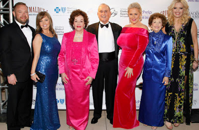 Phoenix celebrities Pat and Bob Bondurant honored among top Hollywood Celebrities at the Childhelp DRIVE The DREAM Gala. They attended the gala with son Jason Bondurant and his wife Nicole.
