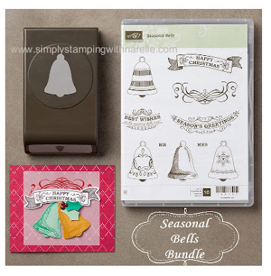 Seasonal Bells Bundle - Simply Stamping with Narelle - available here - http://www3.stampinup.com/ECWeb/ProductDetails.aspx?productID=143533&dbwsdemoid=4008228