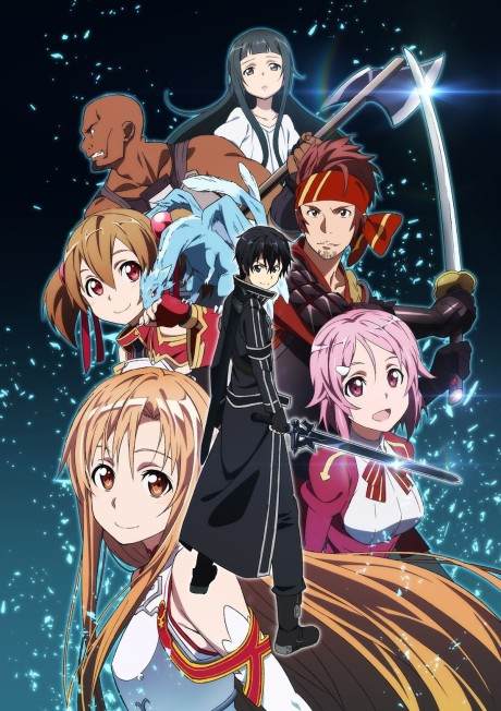 Sword Art Online Batch Subtitle Indonesia