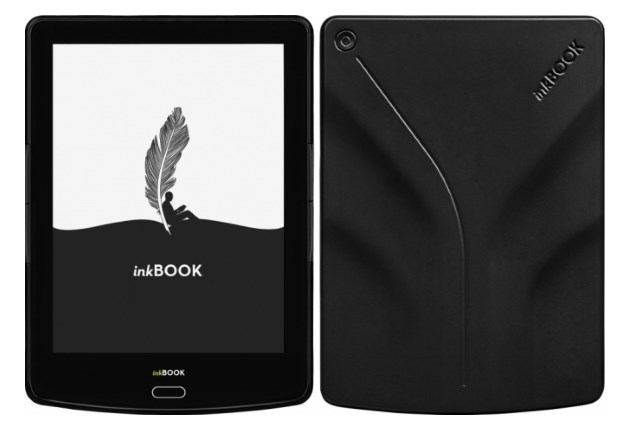 Mój czytnik e-booków - inkBook Prime