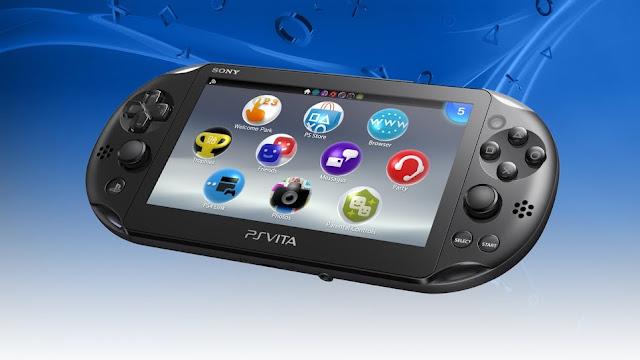 My Playstation Vita backlog