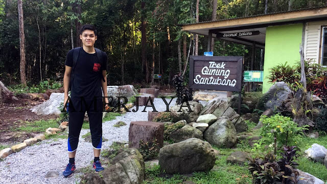 Gunung-Santubong