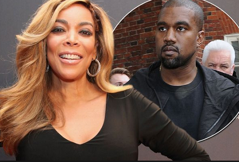 Kanye West has really lost his mind Wendy Williams Says