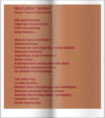 Puisi perempuan di malam sepi
